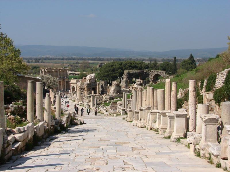9 Days Istanbul, Ephesus, Pamukkale And Cappadocia Tour Package