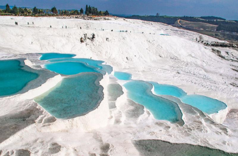 Pamukkale Day Tour From Istanbul Package