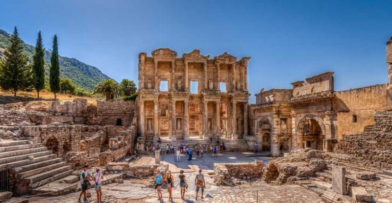 3 Days Pamukkale, Ephesus And Cappadocia Tour From Istanbulpackage