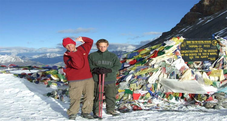 Round Annapurna Trek Tour