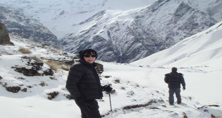 Annapurna Base Camp Trek 7 Days Tour