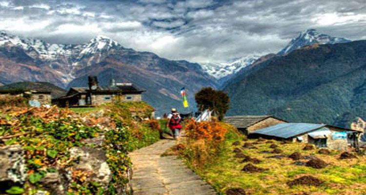 Dhola Nalang Village Trek Tour