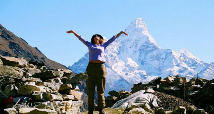 Ama Dablam Expedition Tour