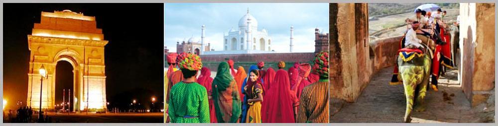 Delhi - Agra - Jaipur With Shimla Tour