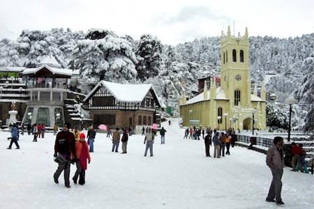 Shimla - Manali Tour Packages