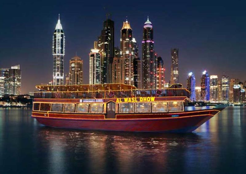 Exclusive Dubai Winter Hotel Package