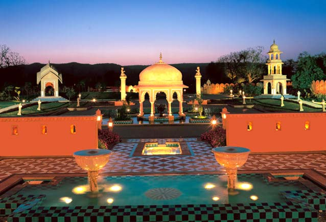 Memorable Luxury Offer The Oberoi Rajvila- S, Jaipur