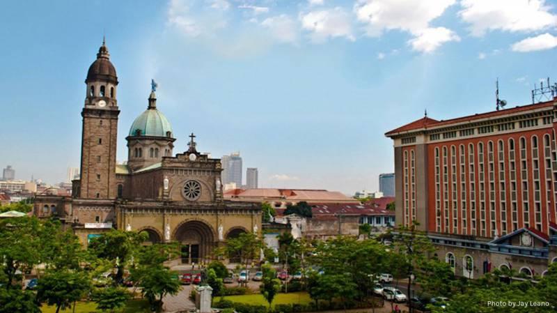 Manila – Cebu With Bohol Tour