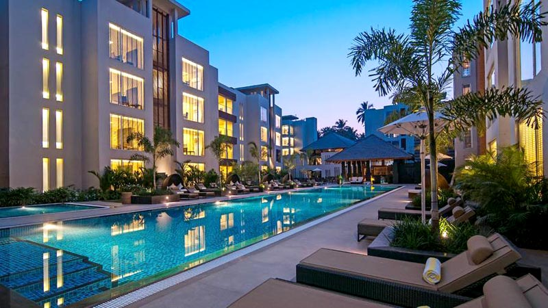 Hotel North Goa Package Tour