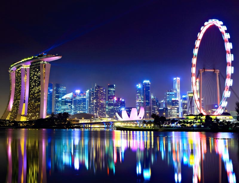 Singapore Tours 5 Nights / 6 Days Singapore Cruise Tour