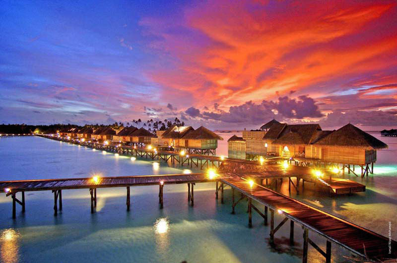 South Maldives And Colombo Tour Package