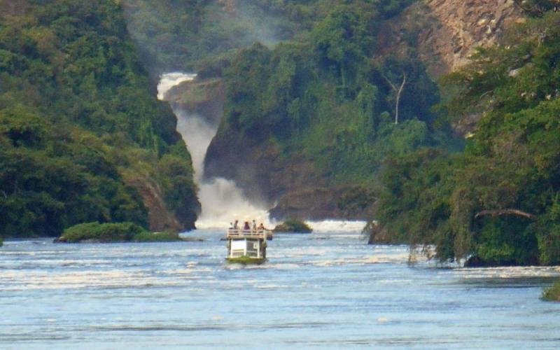 Murchision Falls Safari And Jinja Tour