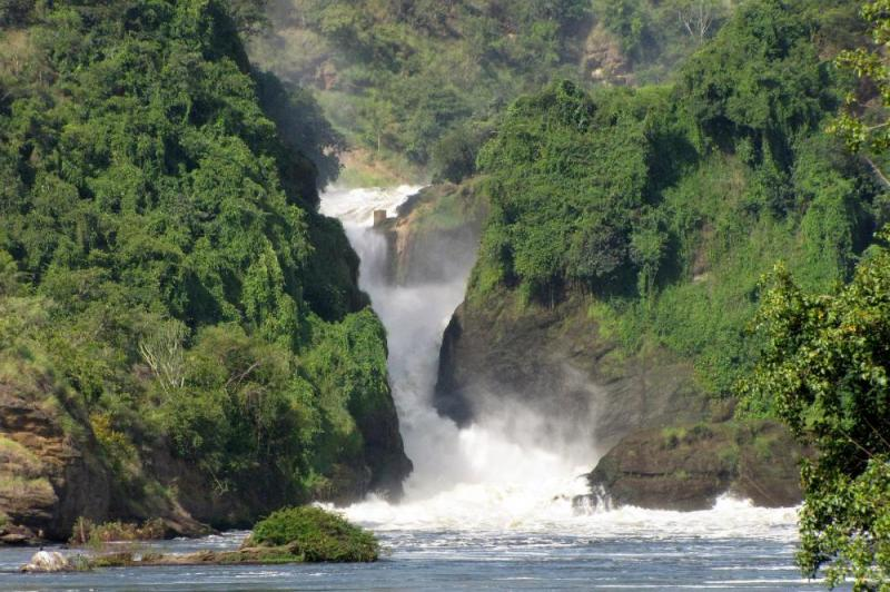 White Water Rafting On The Source Of Nile 2 Days
