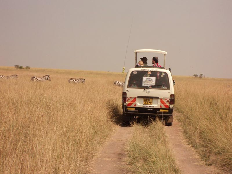 3 Days Maasai Mara Affordable Budget Camping Safari - Departs Daily Tour