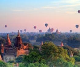 Temples Of Bagan Tour