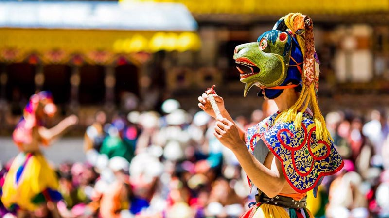 Punakha Festival - 10 Nights/11 Days Tour