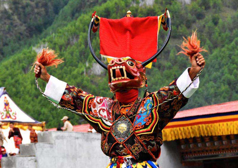 Thimphu Tshechu Festival 08 Nights/09 Days Tour
