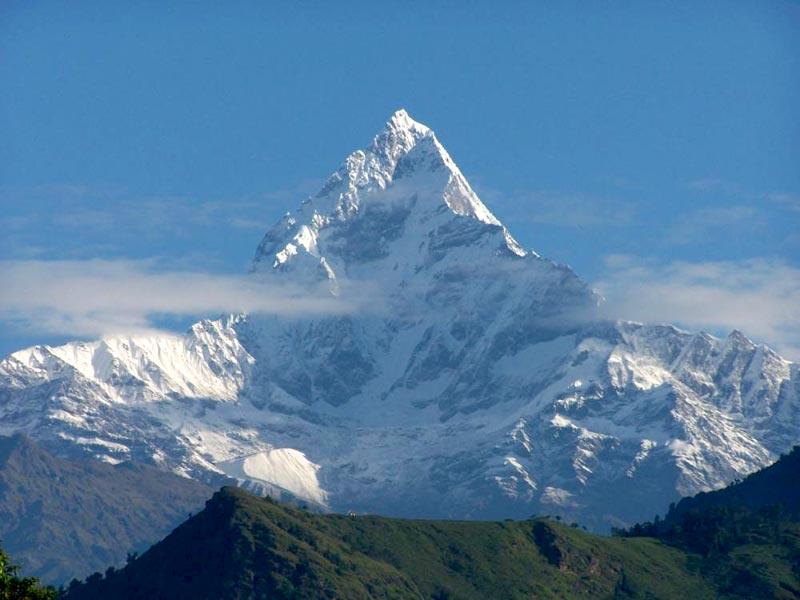 Round Annapurna - Thorang La Pass Trekking: 17 Days