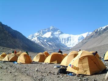 Overland Adventure Tour: Lhasa - Ronbuk - Everest Base Camp - Ktm: 12 Days