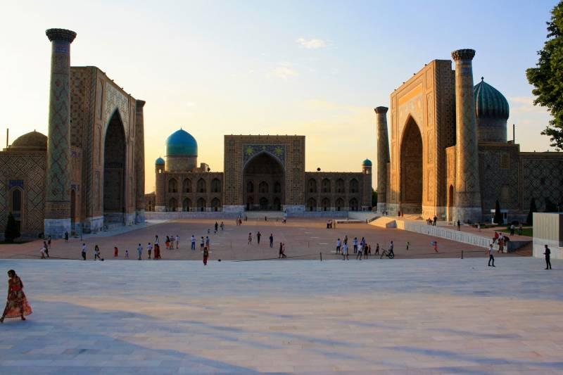 5 Days Uzbekistan Tour