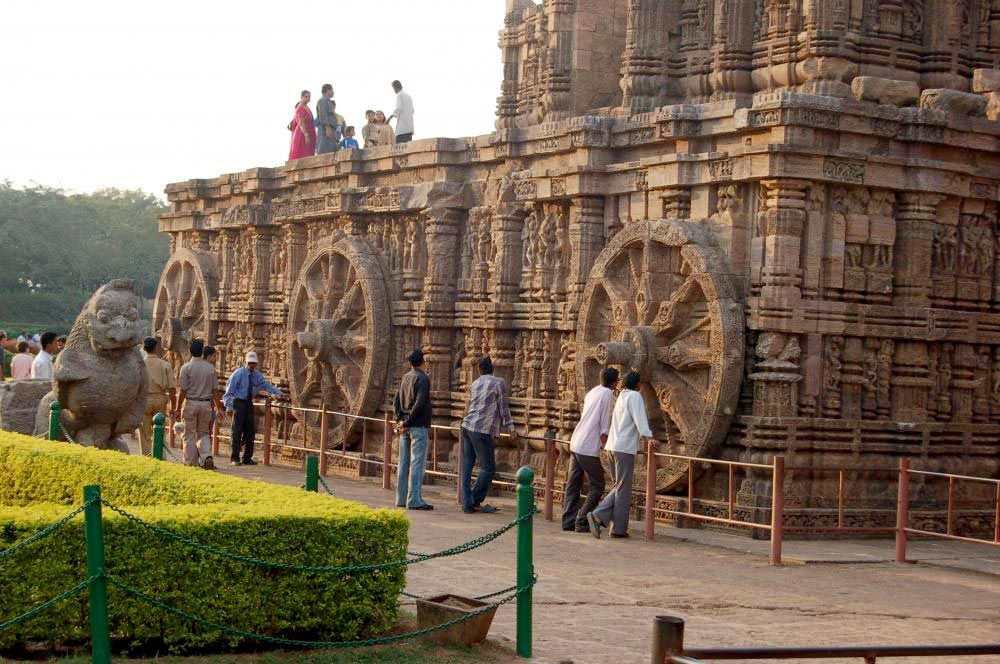 Golden Triangle Of Odisha With Bhitarkanika Tour Package