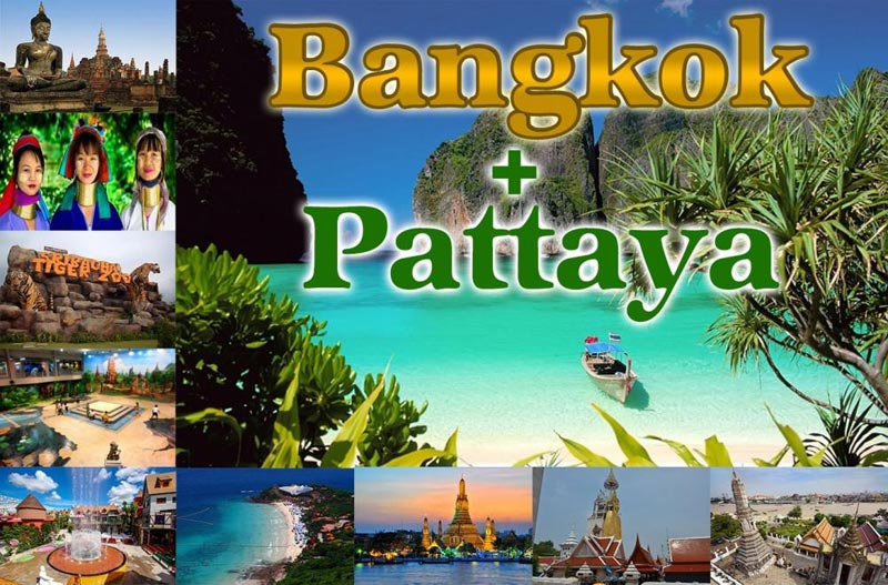 Amazing Thailand - 5 Days Tour