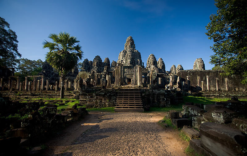 Basic Angkor Tour