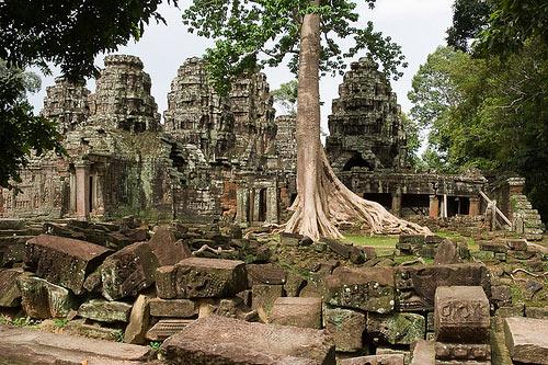 Angkor Explorer Tour