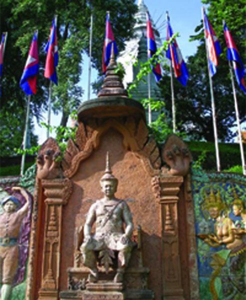 Khmer Empire Tour