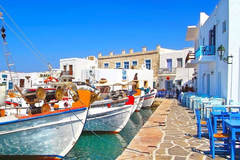 2 Day Paros Tour From Athens