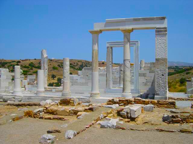 Naxos 2 Days Tour