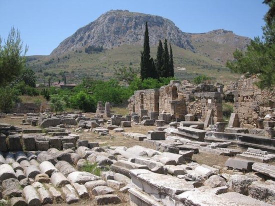 Full Day Athens And Ancient Corinth Tour