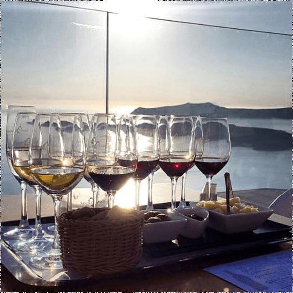 Addicted To Wine - Wine Tour In Santorini