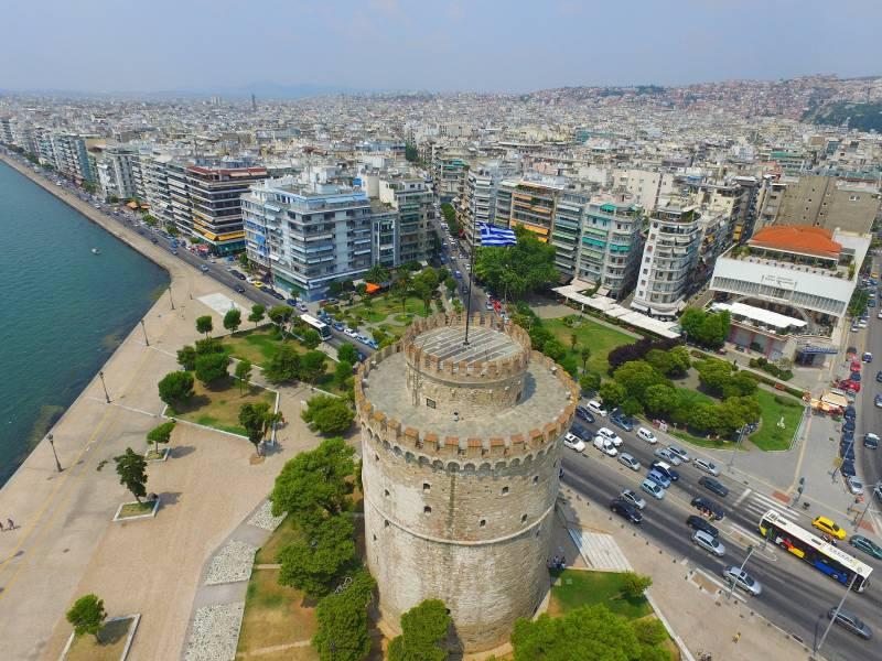 City Of Thessaloniki Tour