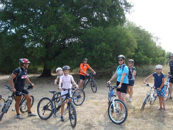 Corfu Mountain Bike Expedition Tour