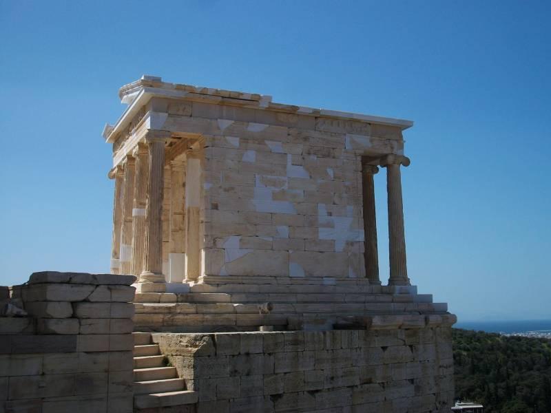 Athens & Its Scenic Coast Tour