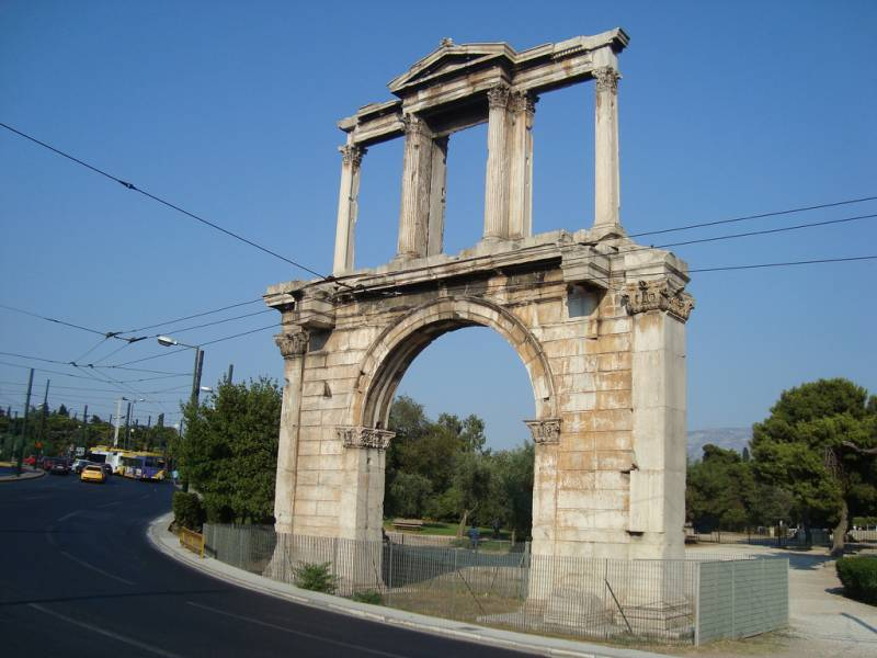 Athens & The Acropolis Tour