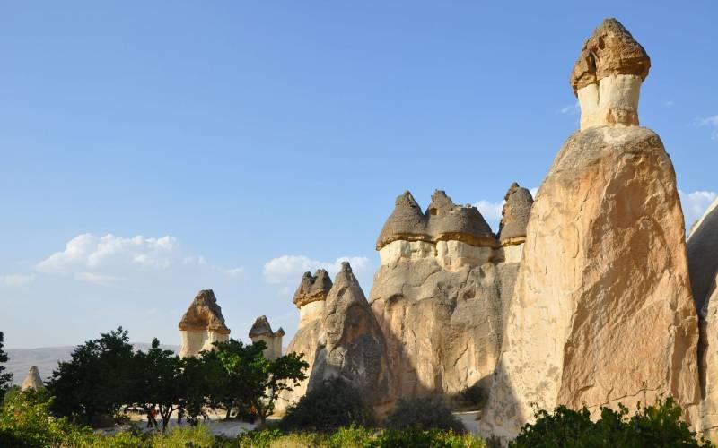 12 Days Istanbul Gallıpolı Troy Ephesus Pamukkale Cappadocıa Tour By Bus Tour Package
