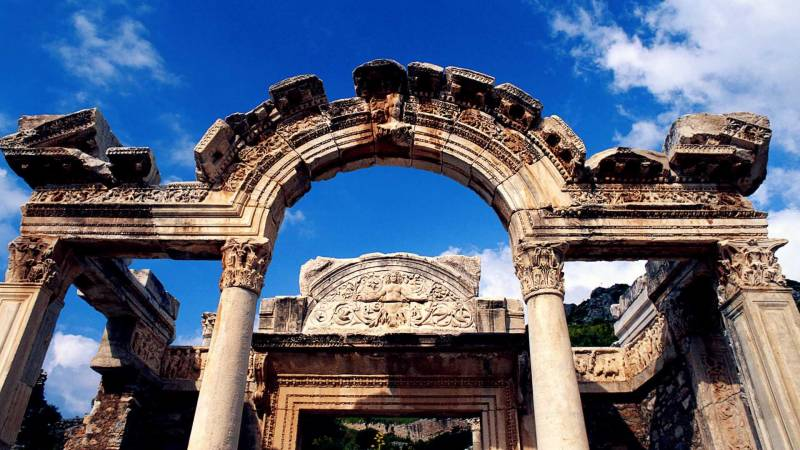 7 Day Cappadocia Pamukkale Ephesus By Bus Tour Package