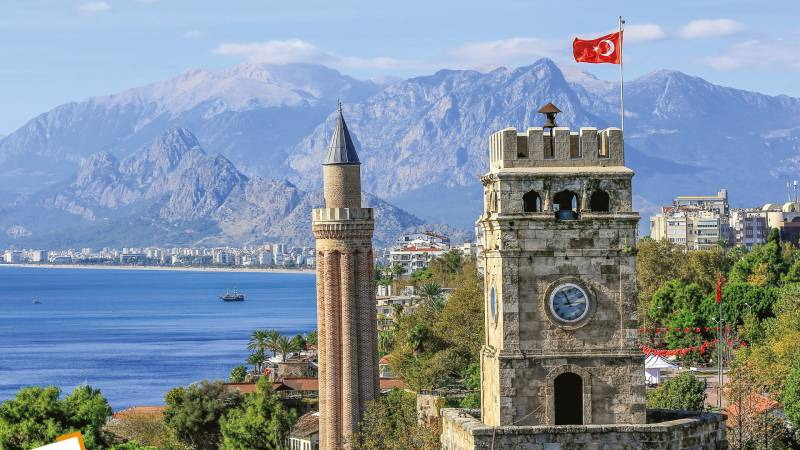6 Day Tour Of Istanbul, Cappadocia, Pamukkale By Plane Tour