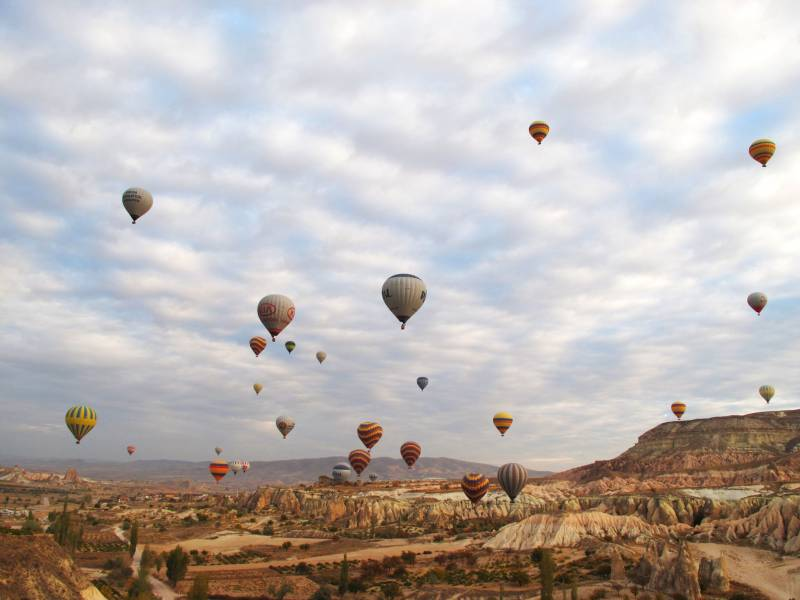 8 Day Istanbul & Cappadocia By Plane Tour