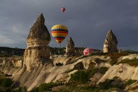 8 Days Istanbul Pamukkale Ephesus Cappadocia By Plane Package