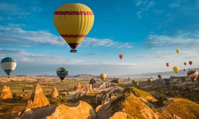 7 Days Ankara Cappadocia Pamukkale Ephesus By Plane By Bus Tour