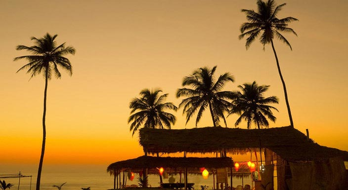 The Goan Vacation - Premium Package (With Flights) Tour