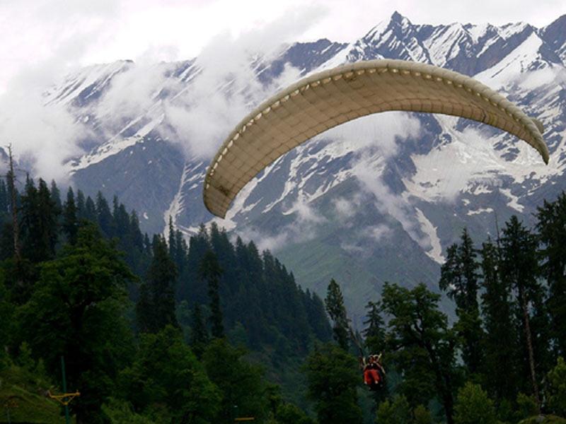 Delhi - Manali - Shimla - Delhi Tour (By Volvo) Tour