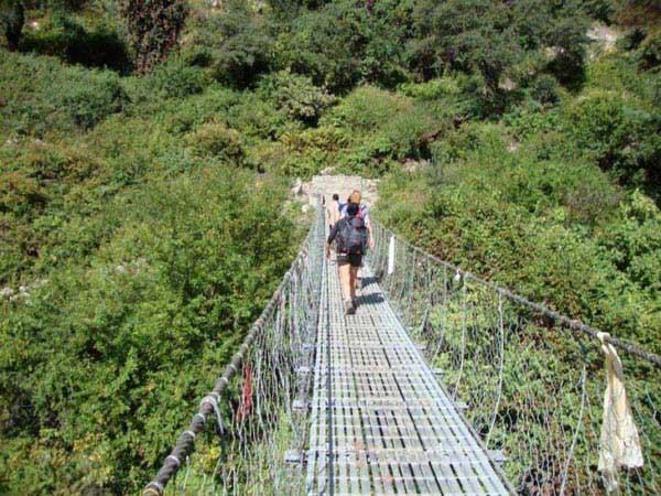 Gorkha To Pokhara Trekking Tour