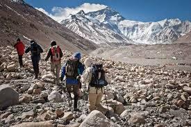 Everest Base Camp Trekking From Tibet