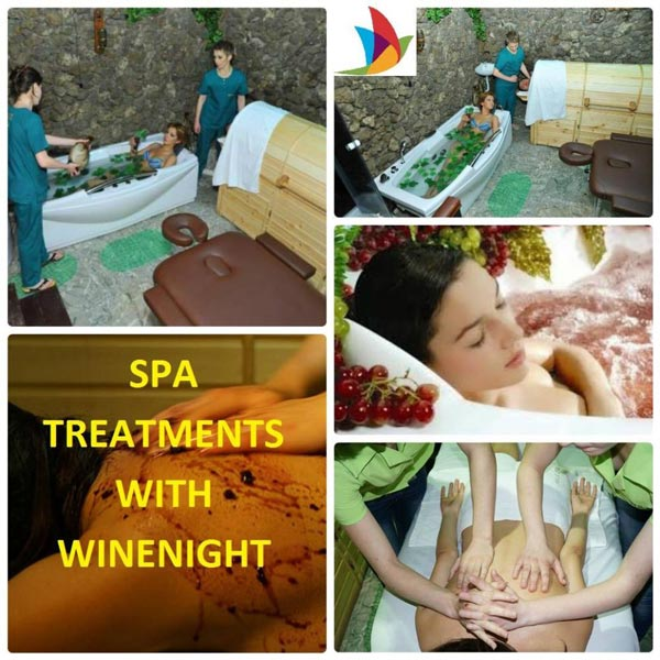 Relax Tour For Women Spa Treatments With Winenight Tour