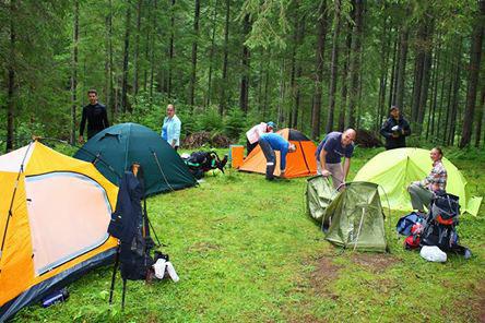 Camping Tour Armenia+Yerevan City Tour