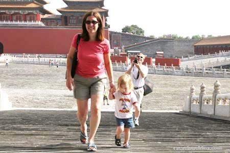Viajar Por Pekin Con Ninos 5 Dias